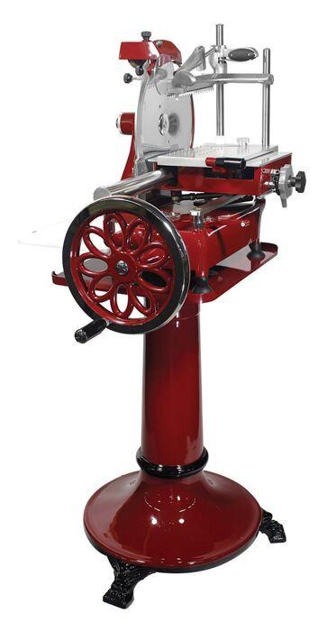 Manual Flywheel Slicer Volano 300 Matfer Usa Kitchen