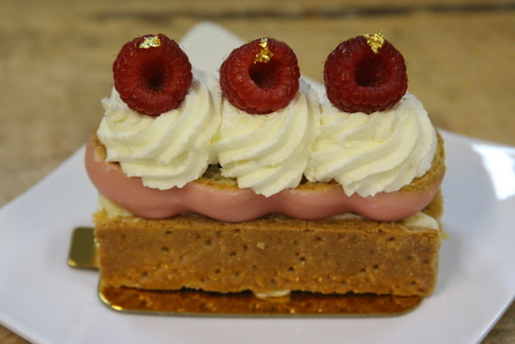 Tastes & Traditions: Millefeuille