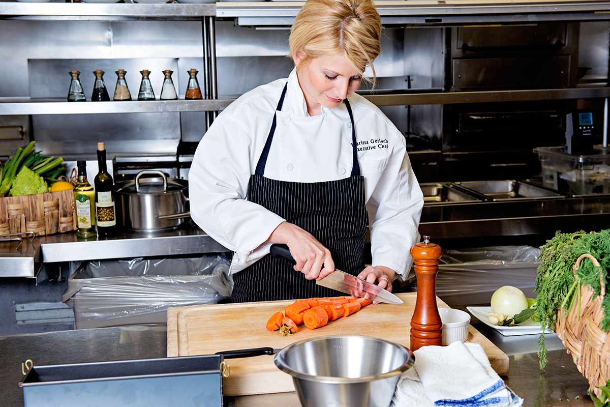 Marissa Gerlach Executive Chef Matfer Spotlight Exopan Meat Pie Mold