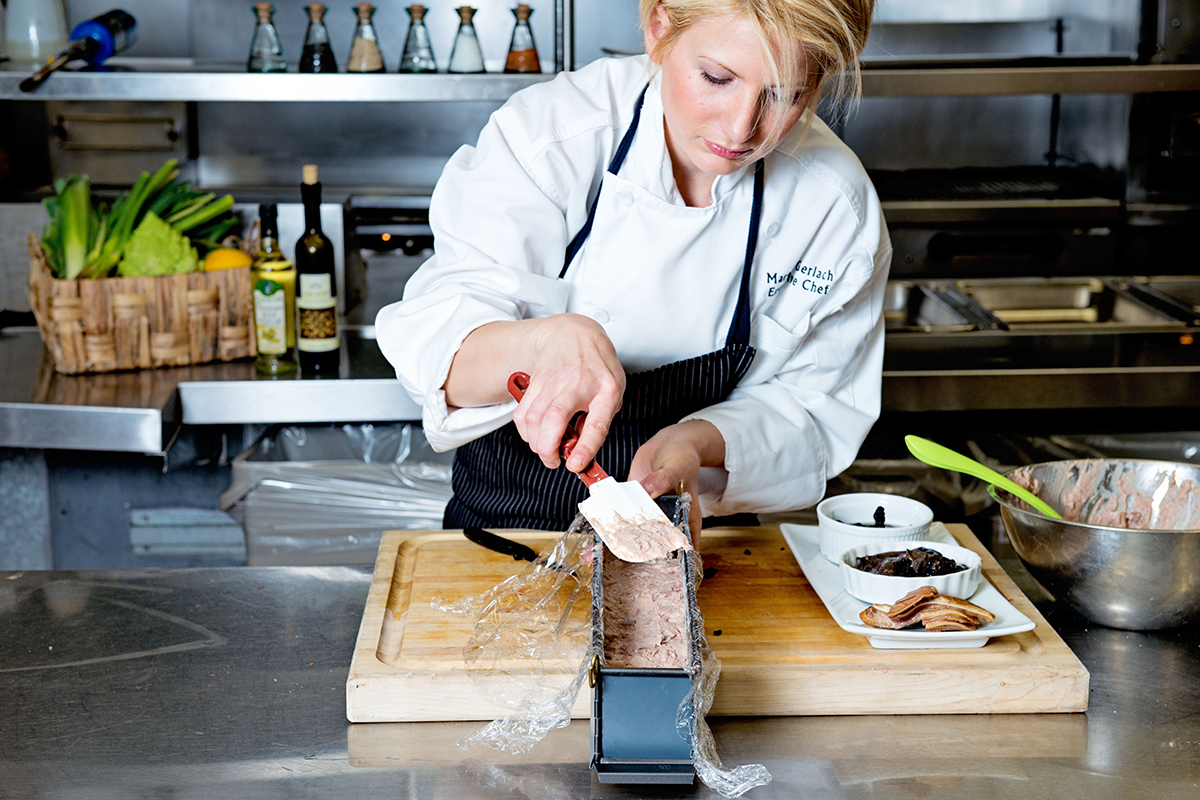 Matfer Bourgeat Meat Pie Mold in Chef Spotlight with Marissa Gerlach