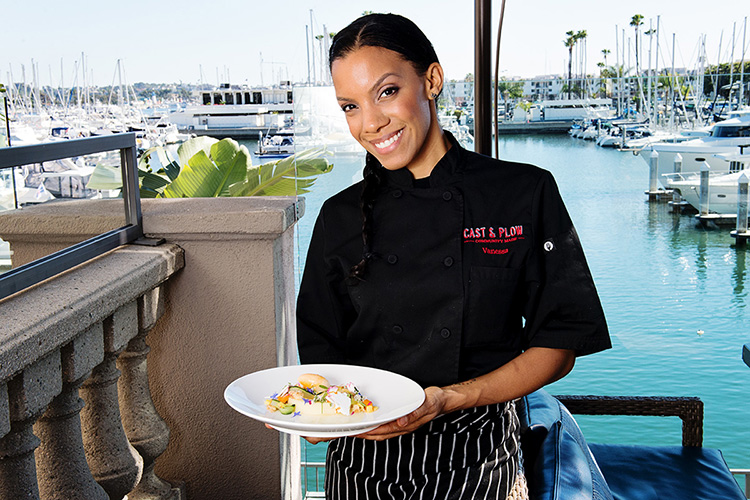 Matfer Chef Spotlight Vanessa Johnson Mendoza