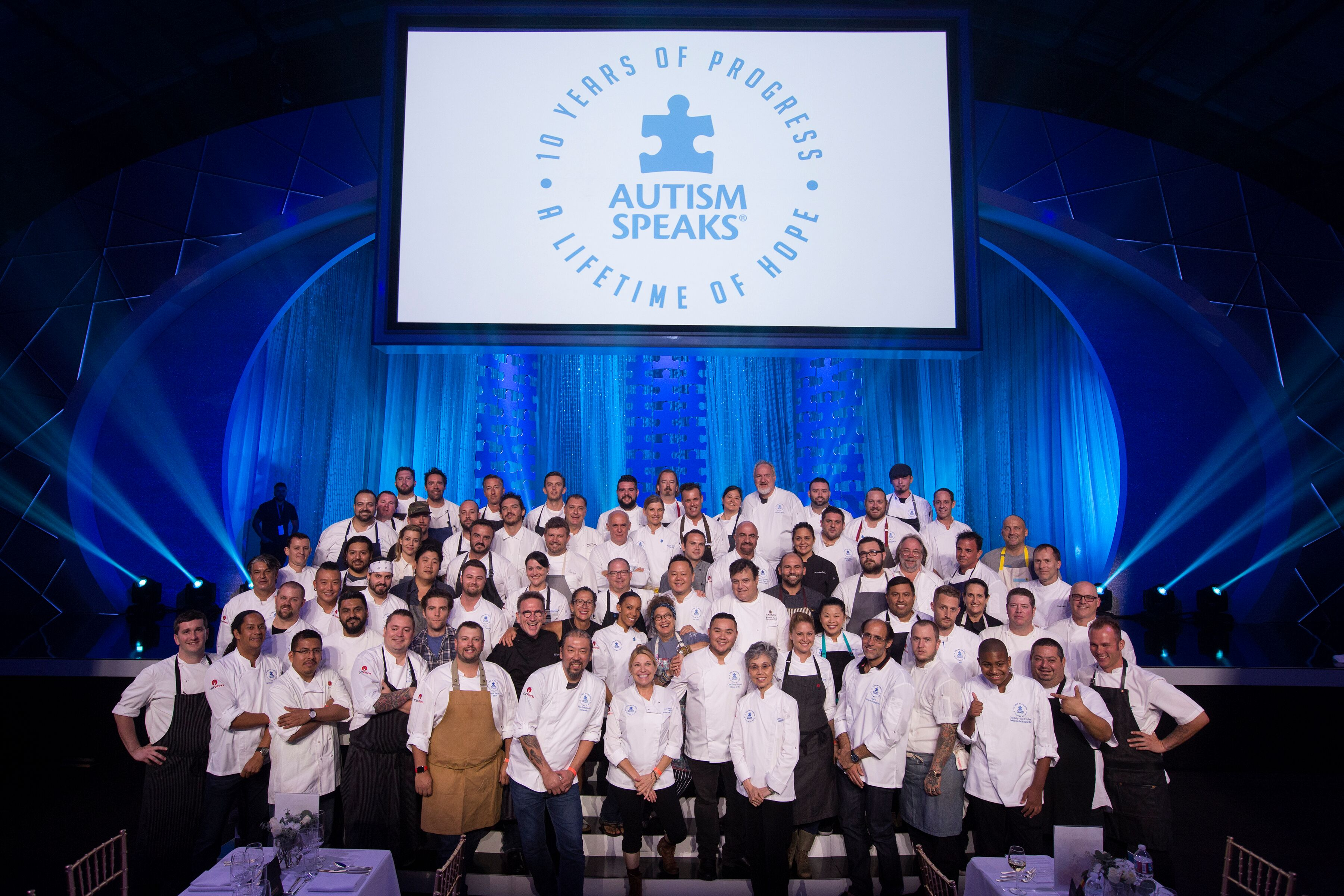 Autism Speaks to Los Angeles Celebrity Chef Gala, October 8, 2015