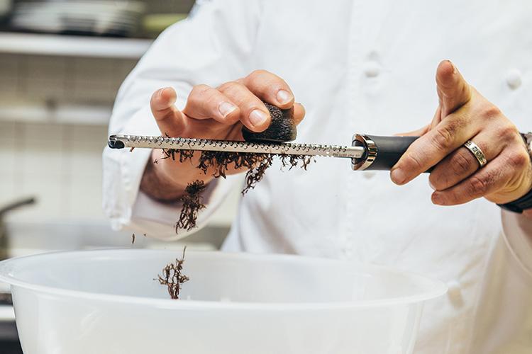 Matfer Premium Zester Grater Professional Chef Tools Josiah Citrin