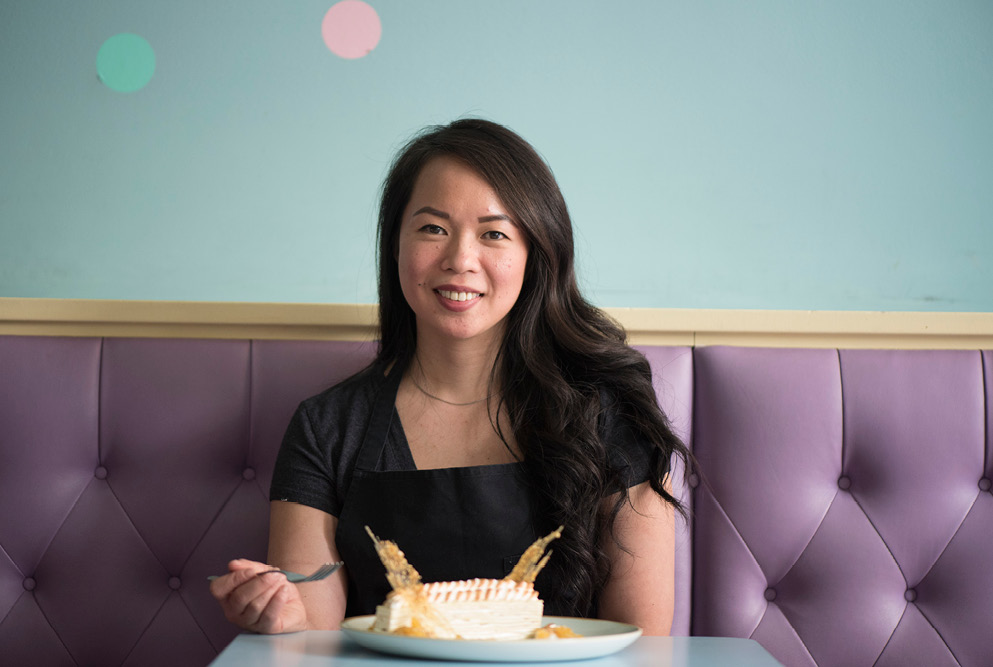 Chef Spotlight: Sherrie Tan
