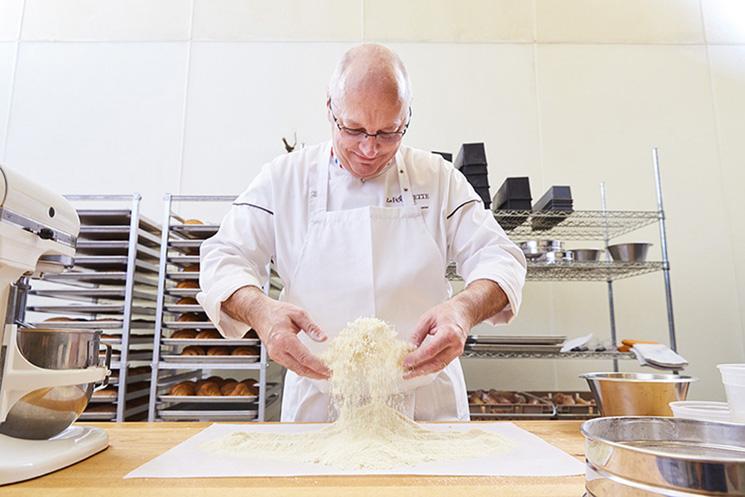 Chef Pierre Zimmermann