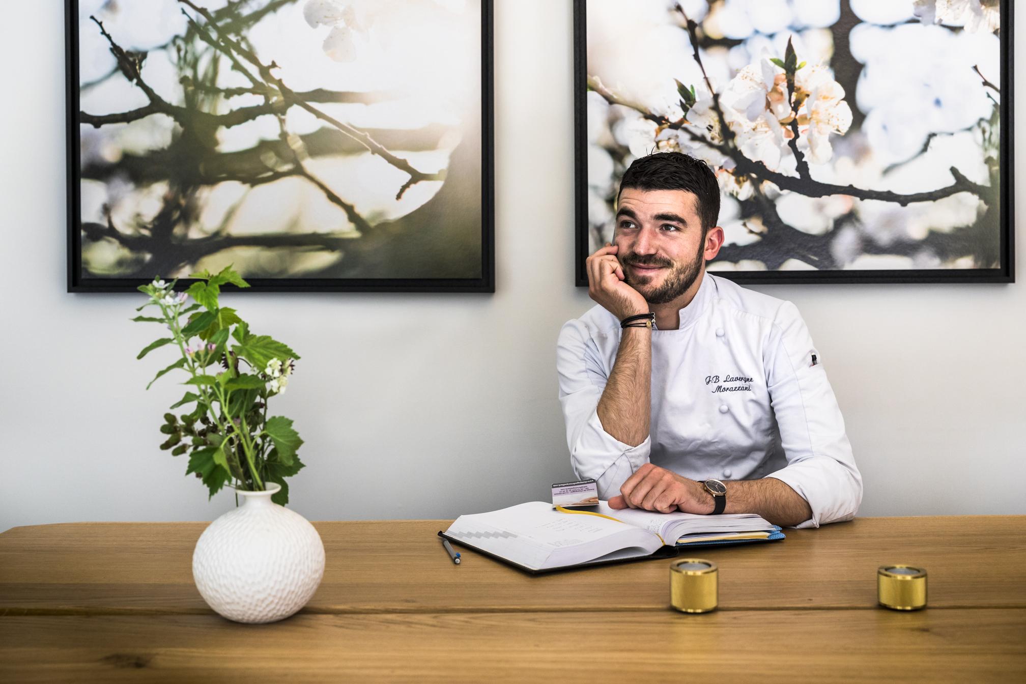 Chef Spotlight: Jean-Baptiste Lavergne-Morazzani