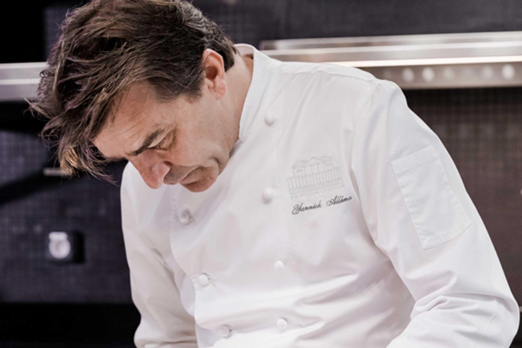 Chef Spotlight: Yannick Alléno