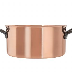 Bourgeat Copper Casserole Without Lid