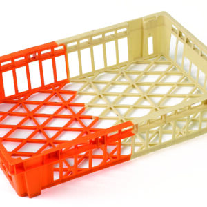 Stackable Nestable Containers, 23 3/4