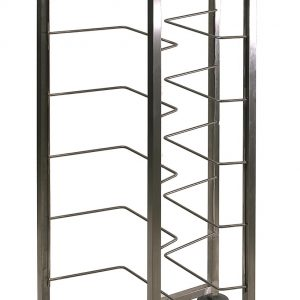 Trolley for Dough Containers, 14 1/2