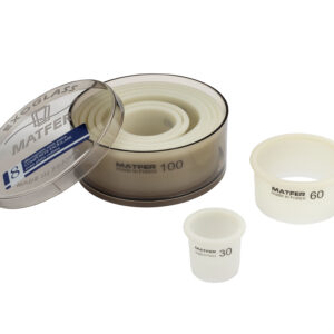 Exoglass® Round Plain Pastry Cutters