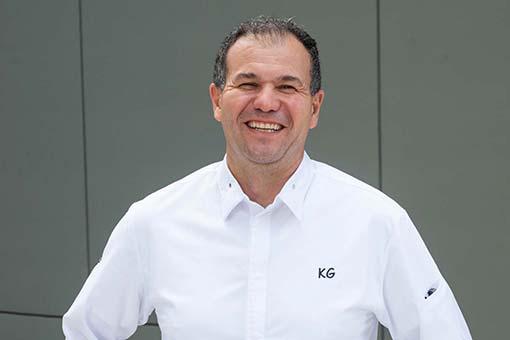 Matfer Moment: Executive Pastry Chef Kamel Guechida