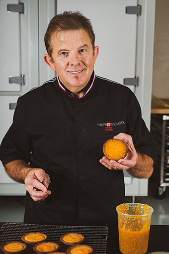 Chef Spotlight: Stéphane Tréand