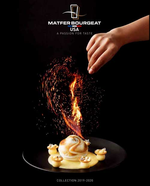 2019 Matfer Bourgeat USA Catalog Cover